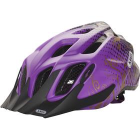 ABUS MountX Kask rowerowy Dzieci, maori purple